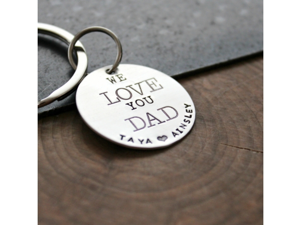 custom keychain for mom
