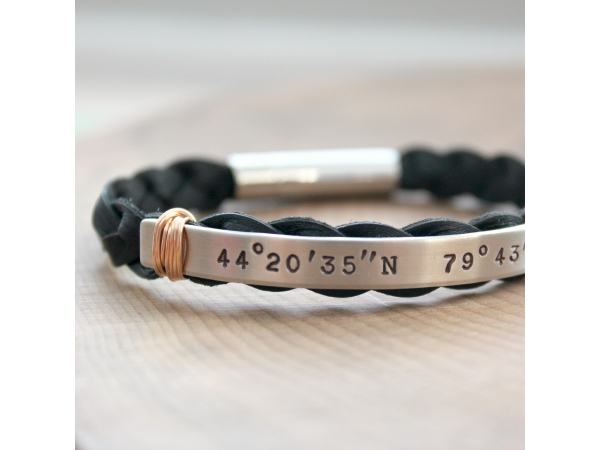 coordinated bracelet