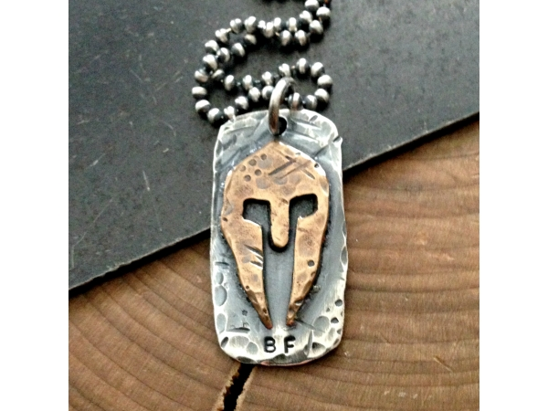 Men's spartan jewelry