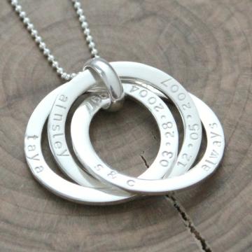 personalized women's jewelry
